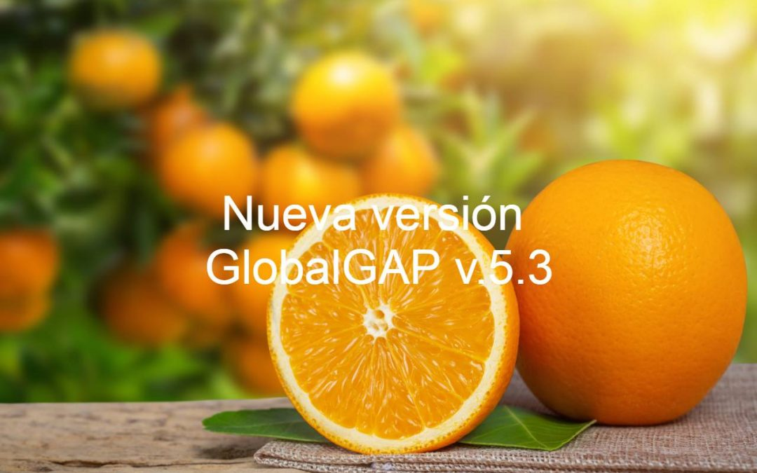 GlobalGAP V.5.3 GFS