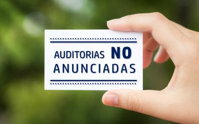 Auditorías No Anunciadas BRCGS / IFS